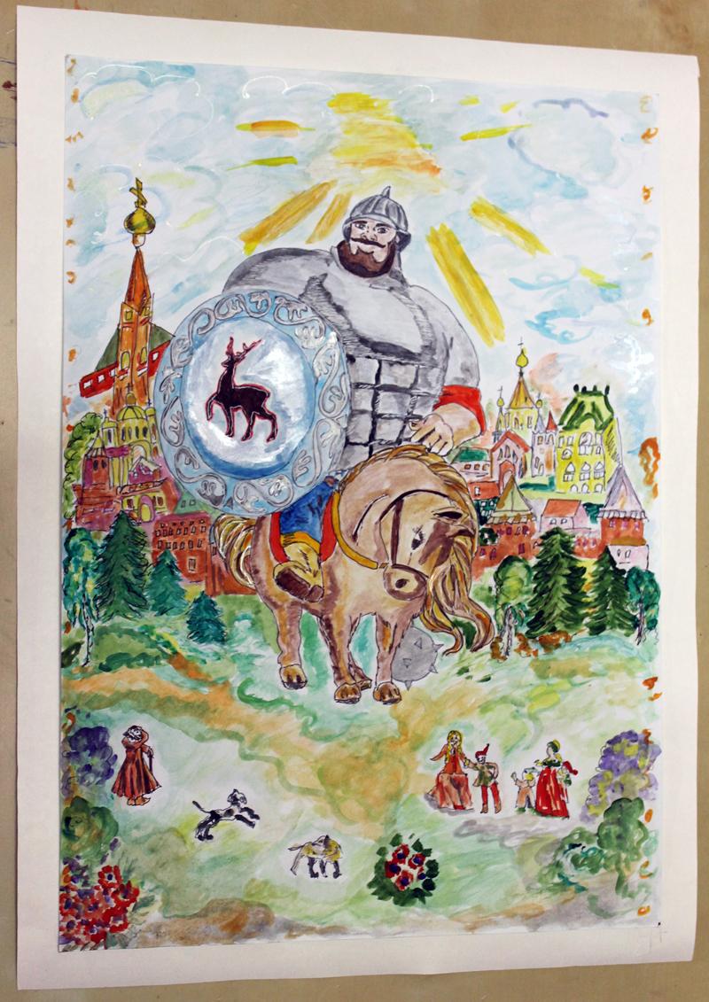 Нижний Новгород. Сергей Бабаевский, Новосибирск