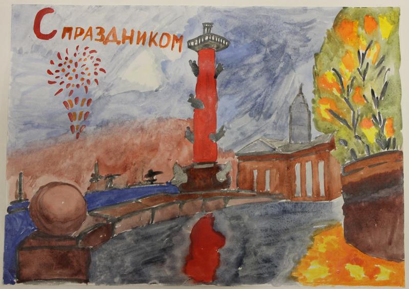 Санкт-Петербург. Данил Железкин, Новосибирск