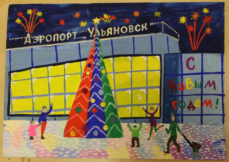 3 место в Ульяновске. Злата Хорохордина, Новосибирская область